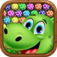 Grean Dinosaur Shooter- Eggs Hunter