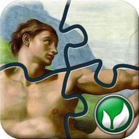 Michelangelo Jigsaw Puzzles