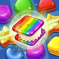 Candy Smash-Cookie Mania