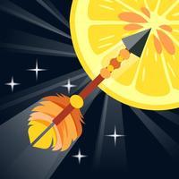 Shoot The Arrow: Fruits