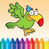 Animals Coloring Book - Cute Drawing Painting Kids Games