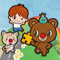 My Little Kingdom -ABC Jigsaw Puzzle