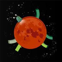 Around Planets