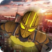 Super-hero City Rescue Mission