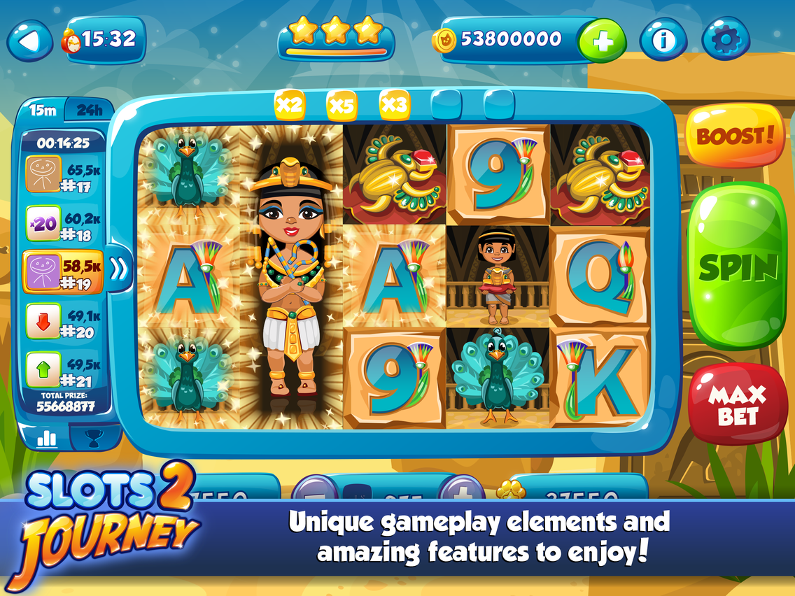 Free Online Slots Journey