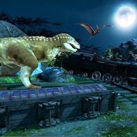 Escape Dino: Driving Master
