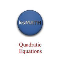 Quadratic Equations - Algebra1