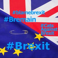 Brexit Stickers - Are EU In or Out?