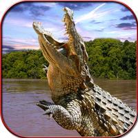Crocodile Attack Simulator