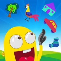 Spanish Puzzle for Kids: funny puzzle games