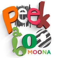 Peekaboo Moona: Fun First Games by Baby & Toddler