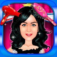 Celebrity Spa Salon & Makeover Doctor - fun little make-up games for kids (boys & girls)