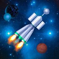 Space Rocket - Tap Clicker