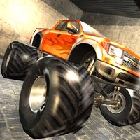 Monster Truck Road Smash