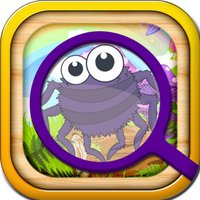 Finding Hidden Insects Picture Shuffle Game