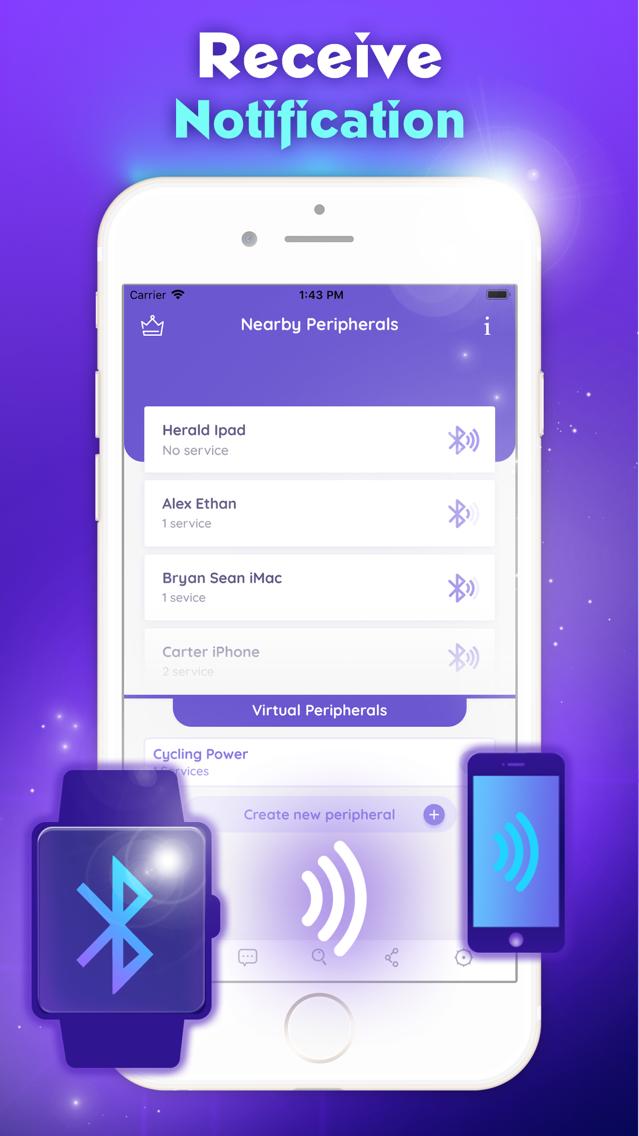 Smart BT Notifier App for iPhone - Free Download Smart BT