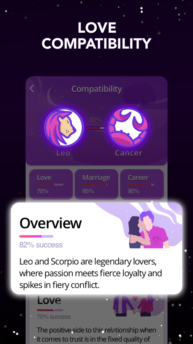 Astroline astrology, horoscope App for iPhone - Free Download
