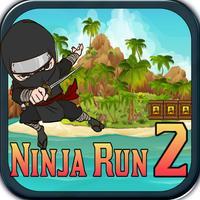 Action Ninja Run 2