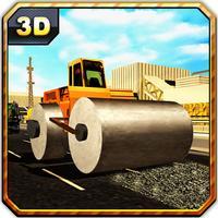 City Road Construction Builder - Mega Lorry Drive