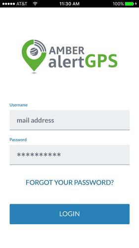 Amber AlertGPS App for iPhone - Free Download Amber AlertGPS for