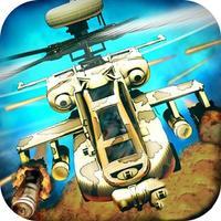 Gunship Helicopter Strike : Gunner Battle 3D Pro