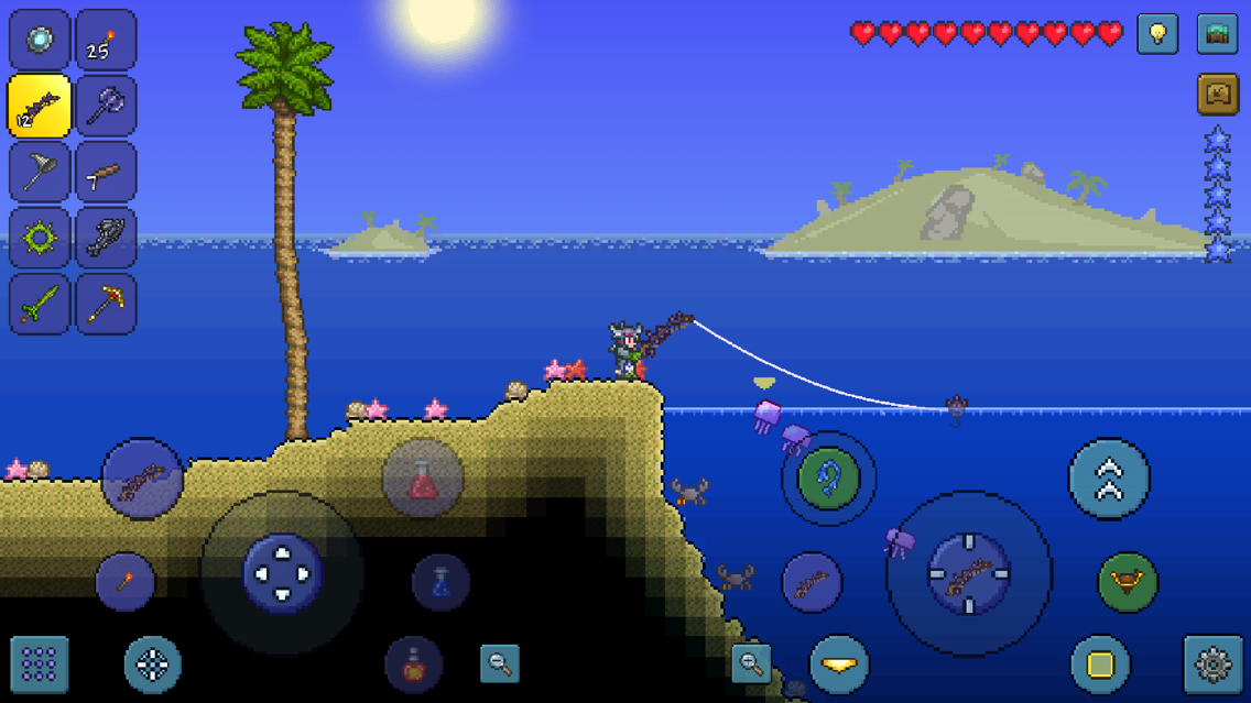 Terraria App for iPhone - Free Download Terraria for iPad & iPhone