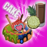 cooking games cake in kitchen