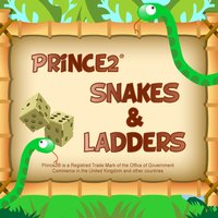 PRINCE2 Snakes & Ladders Game