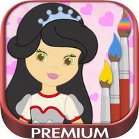 Scratch and paint Princesses - Premium