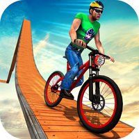 Impossible BMX Bicycle Stunt Rider