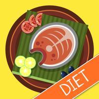 Adkins app Diet shopping list Food checker planner