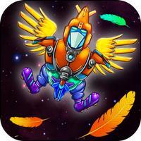 Galaxy Fighter War - Chicken Ship