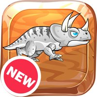 Jurassic simulator dinosaur in park for free games