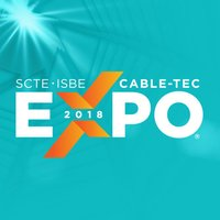 SCTE/ISBE Cable-Tec® Expo 2018
