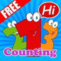 Number Words Counting Activities for Preschoolers