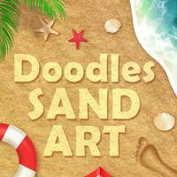Doodles Sand Draw Art