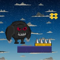 Shaggy Monster