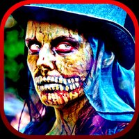 Make A Zombie - Scary Zombie Booth Make-Up Face