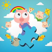 Puzzle Game - Human Pig Jigsaw