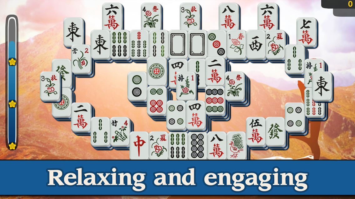 Mahjong Zen Classic Chinese Board Game App For Iphone