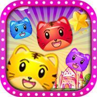 宠物消消乐-可爱版消星星,Popstar!,爱消除免费游戏