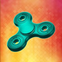Fidget Spinner Game Toy