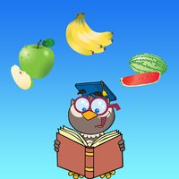 Education Game Learning English Vocabulary With Picture - Fruit