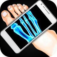 Simulator X-Ray Feet