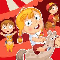 Детская Карусель - Интерактивные Книги