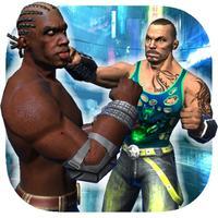 Virtual Boxing Street Fight