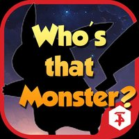 Who's That Pocket Monsters?