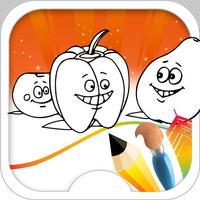 gry dla dzieci - kolorowanka