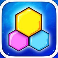 Hex Puzzle - a popular hexagon block puzzle game!