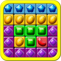 Candy Blaze Puzzle Legend - Jewel Block Launcher and Torrid Brick